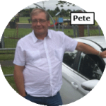 Pete - intensive driving course instructor for Maidstone School of Motoring